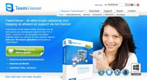 Teamviewer website
