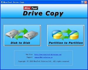harddisk clone